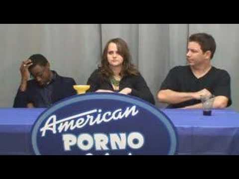 American Porno Idol - American Idol Parody video