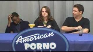 American Porno Idol - American Idol Parody