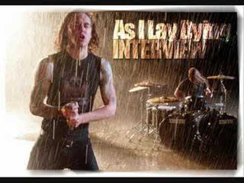 as i lay dying/ within distruction Video