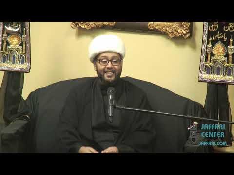 7th Muharram 2019/1441 Sheikh Bilal English Majlis