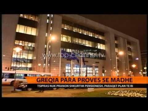 Greqia para provës së madhe - Top Channel Albania - News - Lajme