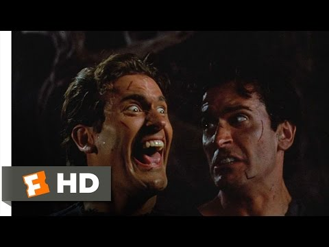 Army of Darkness (5/10) Movie CLIP - Double Trouble (1992) HD
