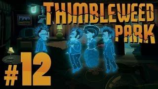 Thimbleweed Park - Investigating Estevez - PART #12