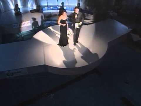 Saša i Sandra - Visoki C @ Miss BiH 2003