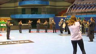 Оркестр танцует- Military band dances