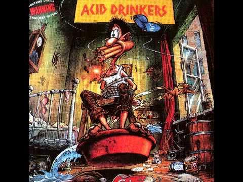 Acid Drinkers - Megalopolis