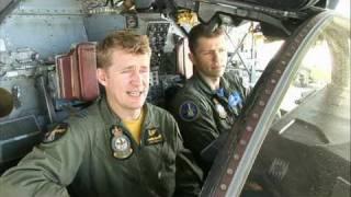 Real Top Guns F-111 Belly Landing