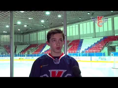 Попов Денис: дебют за молодежку.