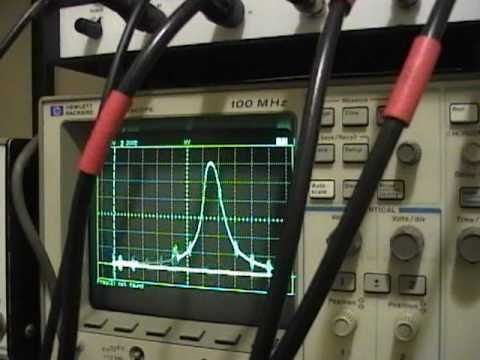 Wavetek 1080 - Using a Modern Sweep Generator