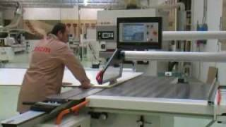 Scott & Sargeant - SCM Si6500 Sliding Table Panel Saw