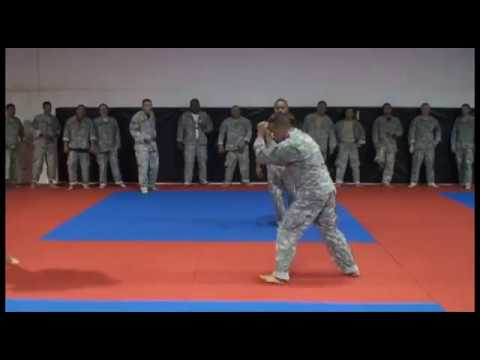 Modern Army Combatives Program Level 1 Drills