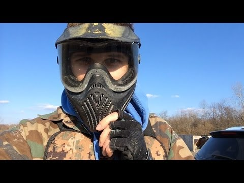 PAINTBALLIN' PUPPY LOVE!! (New Vlog Style?!)