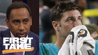 Stephen A. Smith: Jay Cutler is a 'disease' | First Take | ESPN