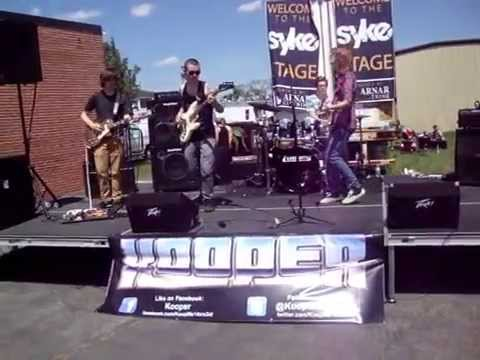 Kooper at Driven Fest 2014 - DISFIGURATION and Combination.