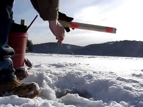 New hampshire fishing videos for Lake meredith fishing report