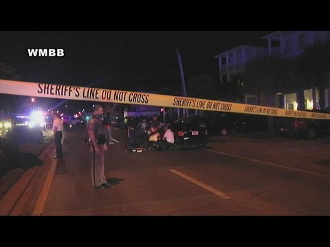 Florida Spring Break Party Ends With 7 Shot