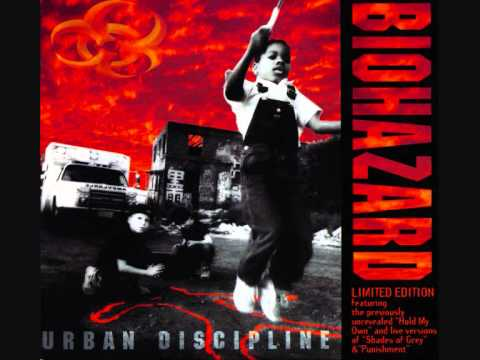 Biohazard - Were Only Gonna Die From Our Own Arrogance