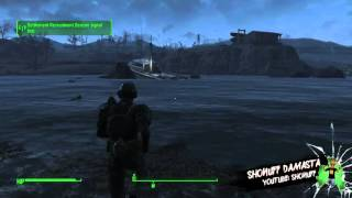 Fallout 4 - Easter Egg - The Orca?