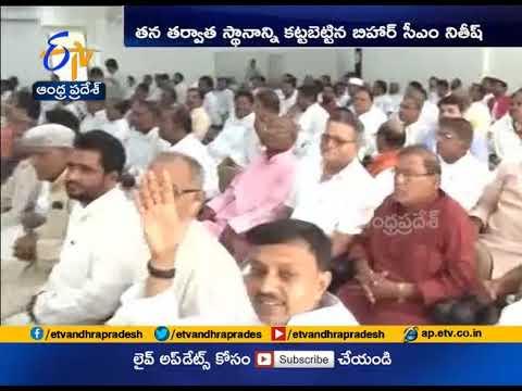 Nitish Kumar Appoints Poll Guru Prashant Kishor JDU Vice President, Anoints Him Political Successor