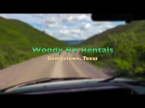 Rent a Work & Play Toy Hauler at Woody RV Rentals