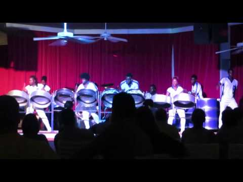 Tower Isle Jamaica Steel Drum Band