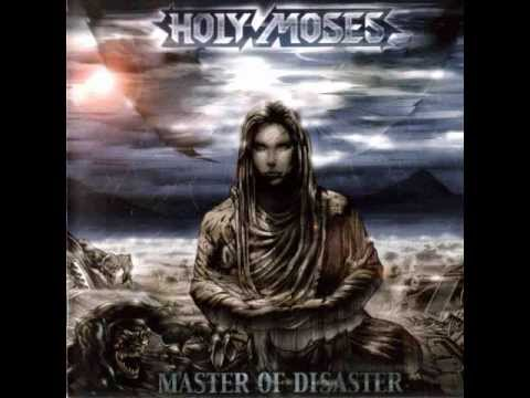 Holy Moses - Down On Your Kness