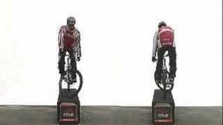 track stand