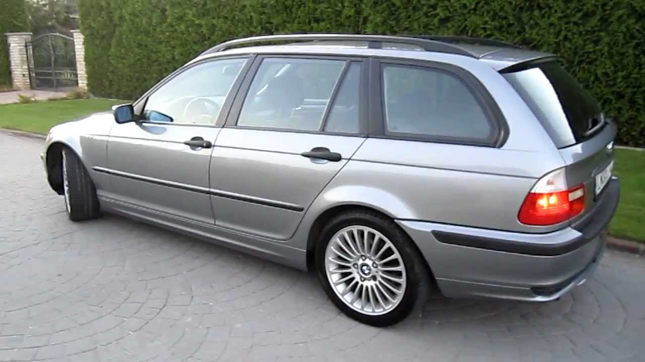 Bmw 320d Touring For Sale 2005 Youtube