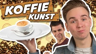 KOFFIE ART! - Nailed it #6