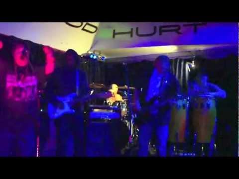 AL ANDERSON&THE STELLAR OWLS@ GOOD HURT-4-30-09