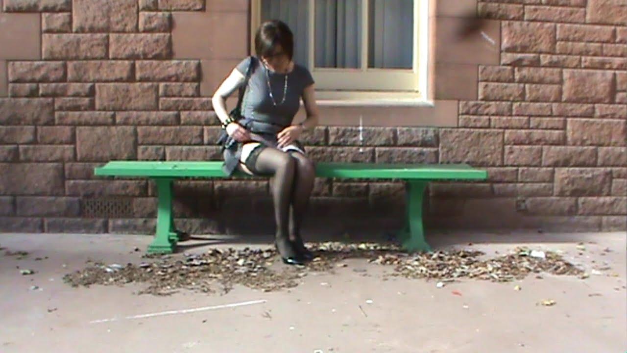 Трансвестит на прогулке фото 16 фотография