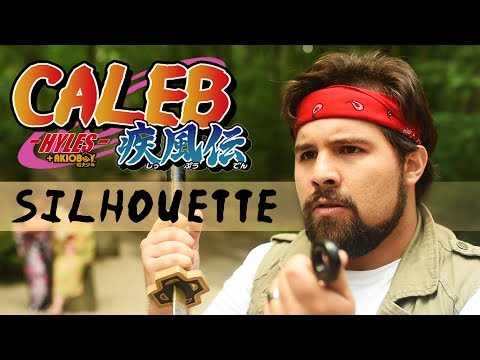 Naruto Shippuden - Silhouette (Music Video) - Cover by Caleb Hyles