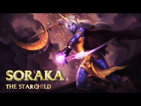 Soraka Champion Spotlight