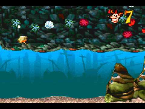 Crash Bandicoot - The Huge Adventure - RetroGameNinja Plays: Crash Bandicoot - The Huge Adventure (GBA) - User video