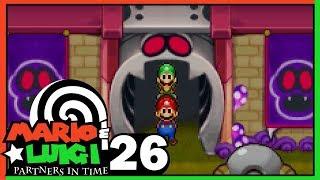 Mario & Luigi Partners in Time (Blind) Episode 26: Shroob Kingdom