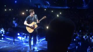 Shawn Mendes-Three Empty Words.Oberhausen-Germany 2017