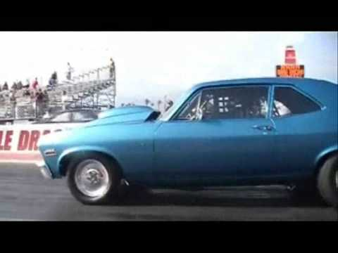 """Bandit"" 1972 SS Nova Drag Race BAD ASS VIDEO Complilation"