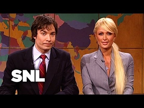Paris Hilton: Double Entendres – Saturday Night Live