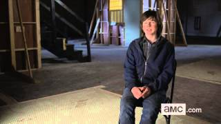 On Set With Chandler Riggs: Growing Up in the Apocalypse