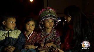Ba đứa trẻ mồ côi cha ở San Sả Hồ