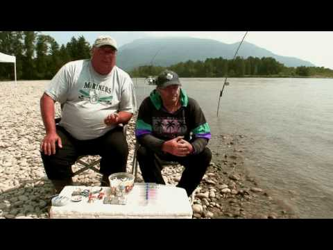 Fraser River barfishing for salmon, part four