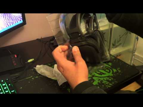 Razer Tiamat 2.2 Expert Gaming Headset Unboxing & First Look