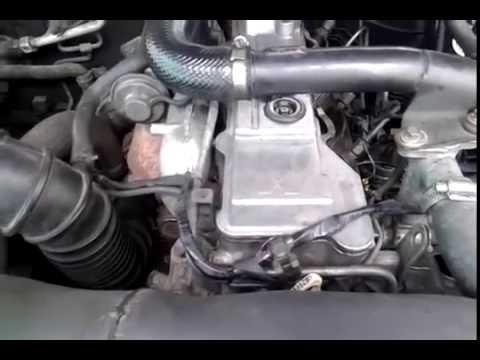 Mitsubishi Montero 4m40 working perfectly