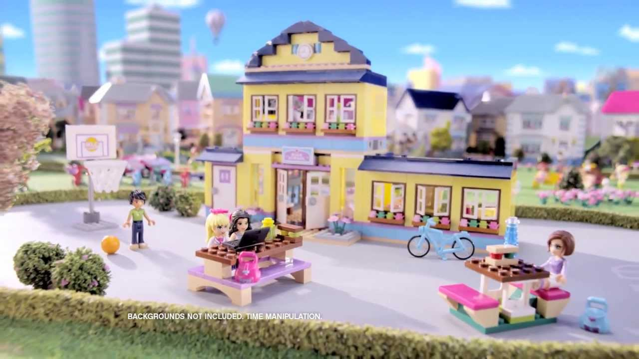 lego friends heartlake high - photo #17