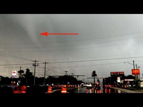 Tornado in Jacksonville April 25, 2015