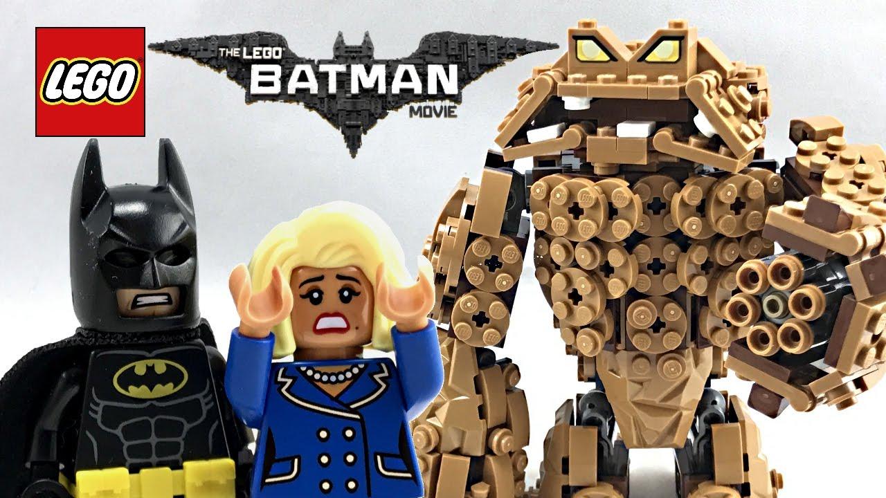 Lego batman 3 clayface