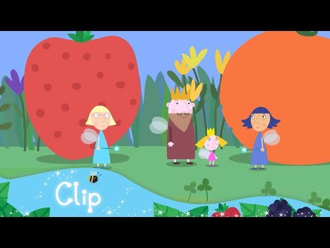 Ben and Holly's Little Kingdom - The Fairy Fruit and Vegetable Competition