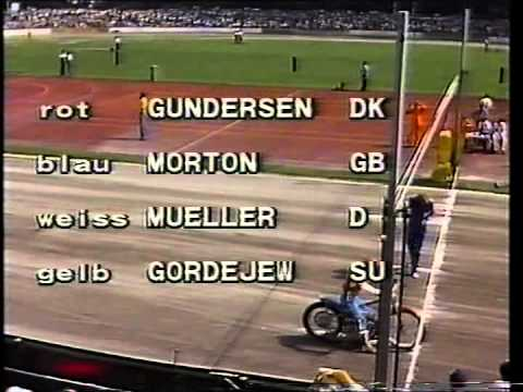 Speedway,1981 World Team Cup Final