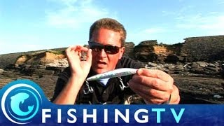 Lure Fishing For Bass With Henry Gilbey - Fishing TV