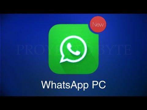Como descargar e instalar Whatsapp para PC 2015 Gratis para Windows 7 8 y XP